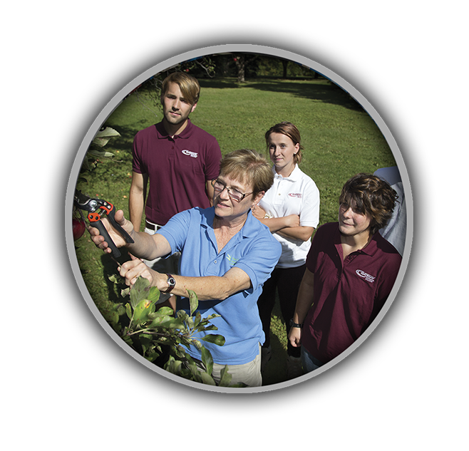 Course Content Circle Horticulture