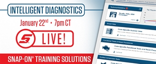 January 22, 2019 Intelligent Diagnostics Livestream Training