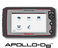 APOLLO-D8 Scan Tool