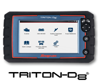 TRITON-D8™ Integrated Diagnostic System