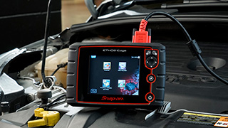 Snap-on Introduces ETHOS Edge Scan Tool | Snap-on Diagnostics