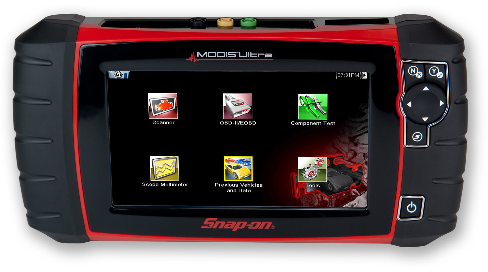With its superior software, theSnap-On Modis Ultra EEMS328is more than just a reinvention of the original MODIS.