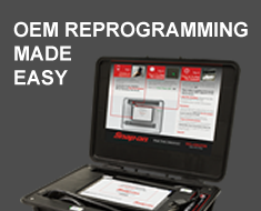 Pass Thru Assistant - OEM Reprogramming Made Easy
