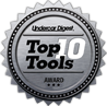 Undercar Digest Top 10 Tools Award