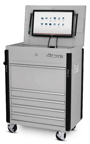 ZEUS Mobile Diagnostic Cart