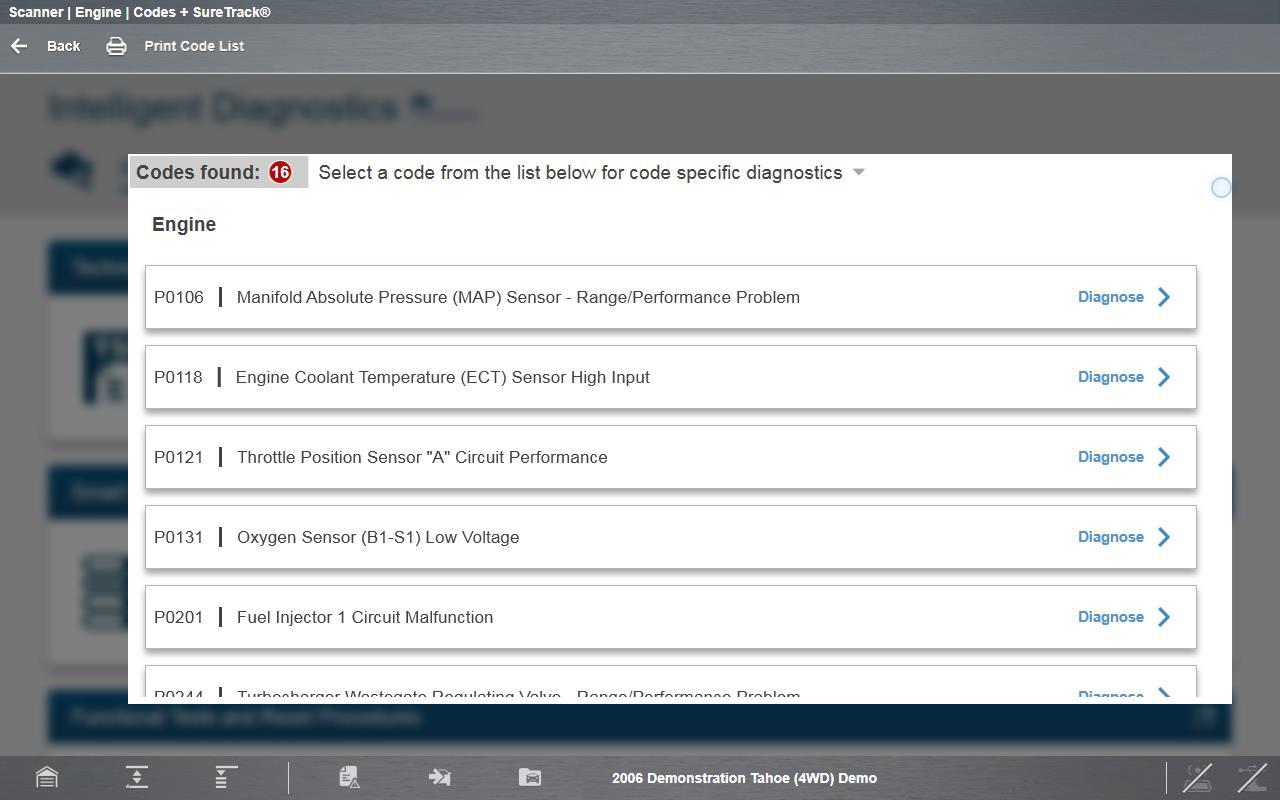 ZEUS Diagnostic and Information System | Snap-on Diagnostics