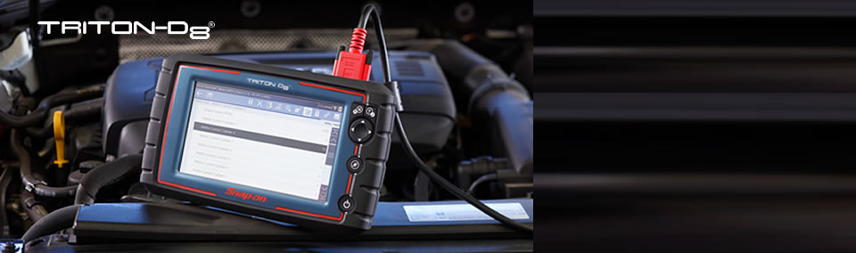 TRITON-D8 Integrated Diagnostic System