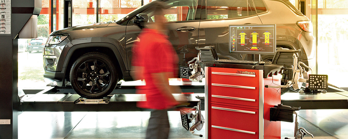 Tailor your ideal garage equipment package from Snap-on.