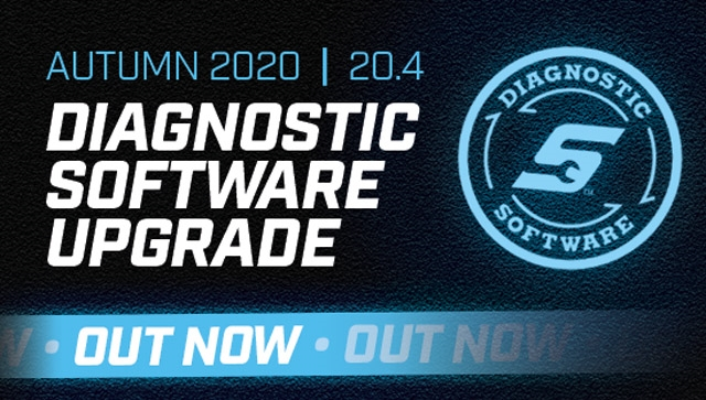 The autumn 2020 diagnostic software upgrade from Snap-on brings an unparalleled breadth and depth of vehicle and system coverage.