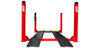 The Sun 4 post car lift is designed for MOT, ATL and wheel alignment work.