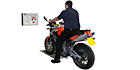 The Sun Motorcycle MOT Bay can be as a standalone package or can be added to your existing MOT bay.