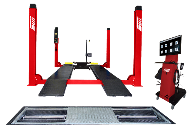Make your business even more productive by investing in a Sun automated test lane from Snap-on.