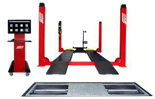 The Sun standard MOT Bay from Snap-on allows you to become a fully operational DVSA approved testing station.