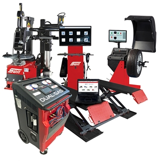 Complete the form below to register your enquiry about the Sun range of garage equipment from Snap-on.