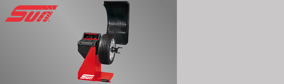 SWB100 Digital Wheel Balancer