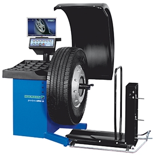 Hofmann geodyna 4800 2L wheel balancer