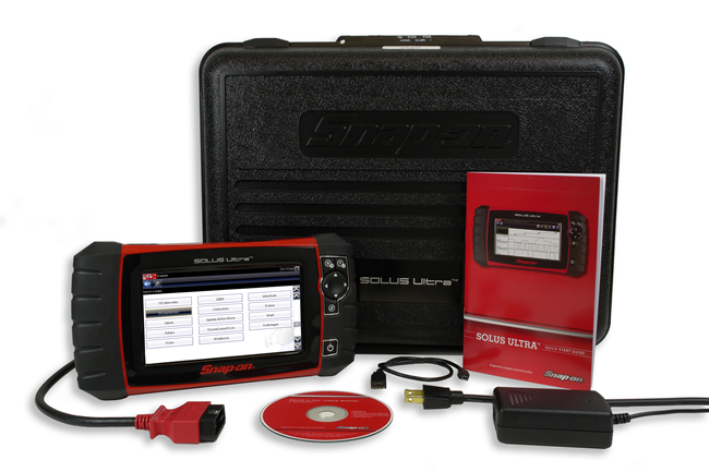 solus ultra car diagnostic tool snap on diagnostics rh snapon com snap on solus ultra user manual Snap-on MG725 Parts