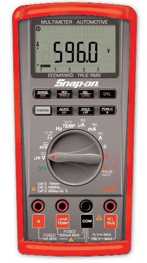 Induction Amp Meter Pick Up : Snap on industrial meter certification