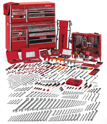 Diesel Mechanic Tools >> Snap On Industrial Tool Sets