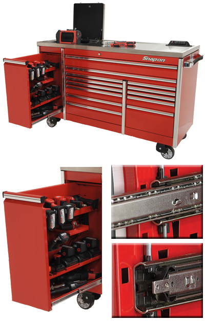 Snap On Industrial Tool Storage