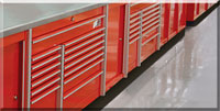 Snap-on Stationary Storage Solutions